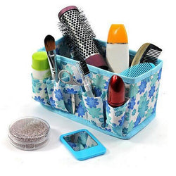 Cosmetics - Multifunction Floral Organizer Make Up