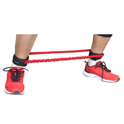 Exercise - Leg Resistance Bands Jump/Speed/Stepper Trainer Bands For Leg Training
