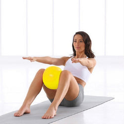 Exercise - Mini Yoga Ball Physical Fitness Ball For Fitness Appliance Exercise Balance Ball