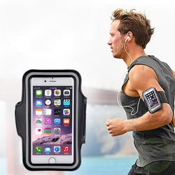 Exercise - Sports Exercise Running Gym Armband Pouch Holder Case Bag For Cell Phone
