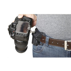 Hobbies - Waist DSLR Camera Holster