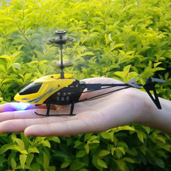 Infant/Children - Mini Drone RC 901 2CH Mini Radio Remote Control Aircraft Helicopter Micro 2 Channel For Children