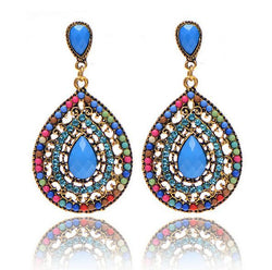 Jewelry - Bohemian Style New Fashion Earrings (6 Colors)