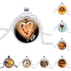 Jewelry - Thanksgiving Pendant With Various Themes