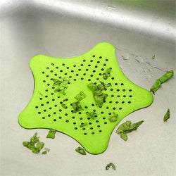Kitchen - 1PCS Colorful Silicone Bathroom Sink Accessories For Sink