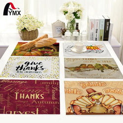 Kitchen - Thanksgiving Day Table Mat For Kitchen - Table Pads
