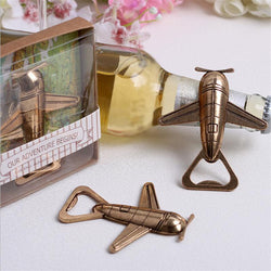 Man Cave - Airplane Bottle Opener Wedding Favors And Gifts