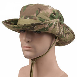 Men Accents - Tactical Airsoft  Sniper Camouflage Boonie Hats
