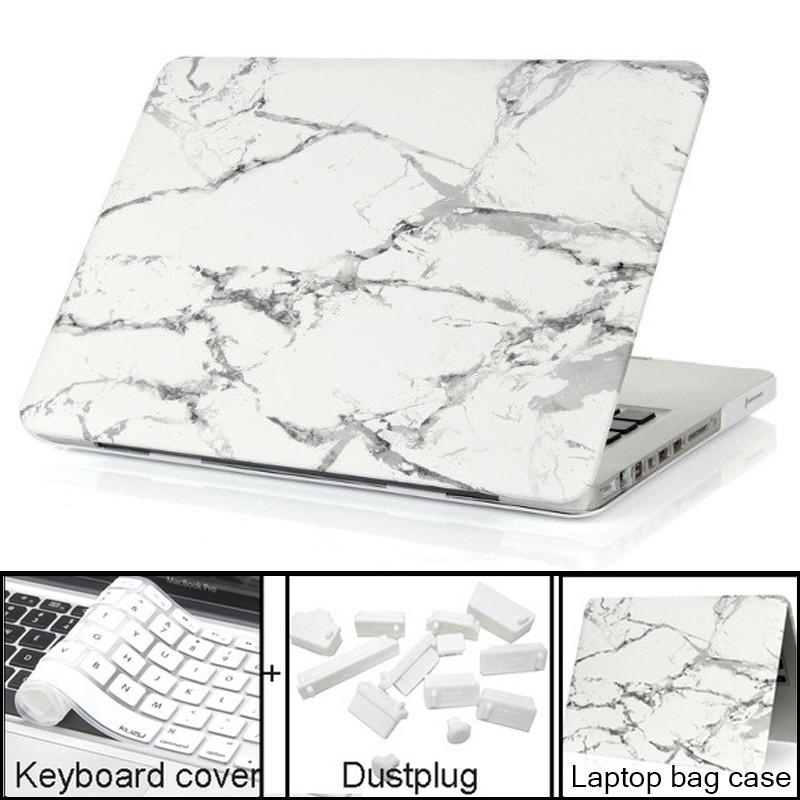 Marble Texture Case For Apple Macbook Air Pro Retina 11 12 13 15