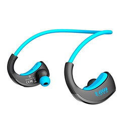 Misc - Waterproof Sports Headset Wireless Bluetooth V4.1 Earphone Anti-sweat W/Mic