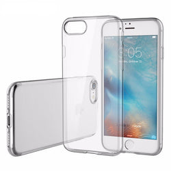 Mobile Devices - IPhone 7/7 Plus TPU Silicone Case Cover Clear Ultra Thin Back Cover