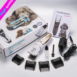 Pets - Professional Pet Hair Trimmer Animal Grooming Clippers Cutters