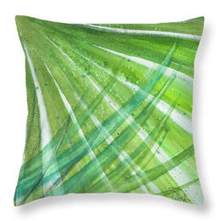 Pillow - Palm Greens Throw Pillow