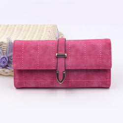 Purses/Wallets - Long Women Luxury Purse Leather Wallet