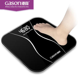 Scales - Bathroom Floor Smart Household Electronic Digital Body Bariatric  LCD Display Scale