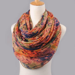 Scarfs/Wraps - Designer Women's Cotton / Polyester Scarf Shawl