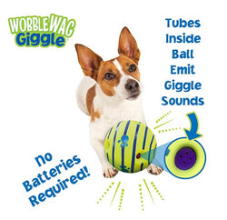 Wobble Wag Giggle Ball, Dog Toy, As Seen on TV