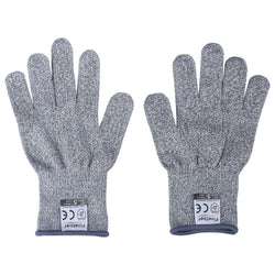 Tools - Cut-Resistant Gloves Level 5 And CE Certified Anti Abrasion Safety Working Protective Gloves