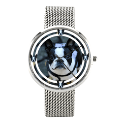Watch - Boston Terrier Luxury Fashion Wrist Watch- Free Shipping