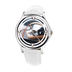 Watch - Boston Terrier Women Fashion Wrist Watch- Free Shipping