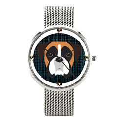 Watch - Boxer Unisex Luxury Business Wrist Watch- Free Shipping
