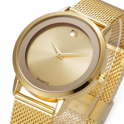 Watches (w) - Belbi Luxury Women Watch Fashion Steel Alloy Quartz Watch