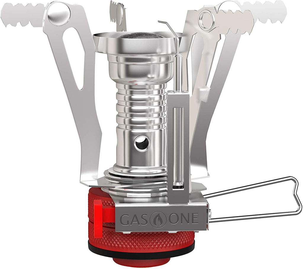 Backpacking Isobutane Stove