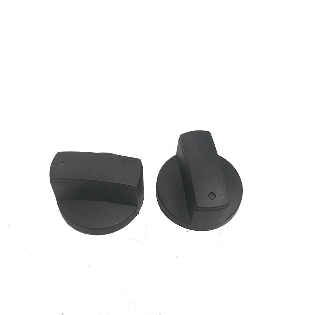 B-5000 Heat Control Knob Pair Replacement Part