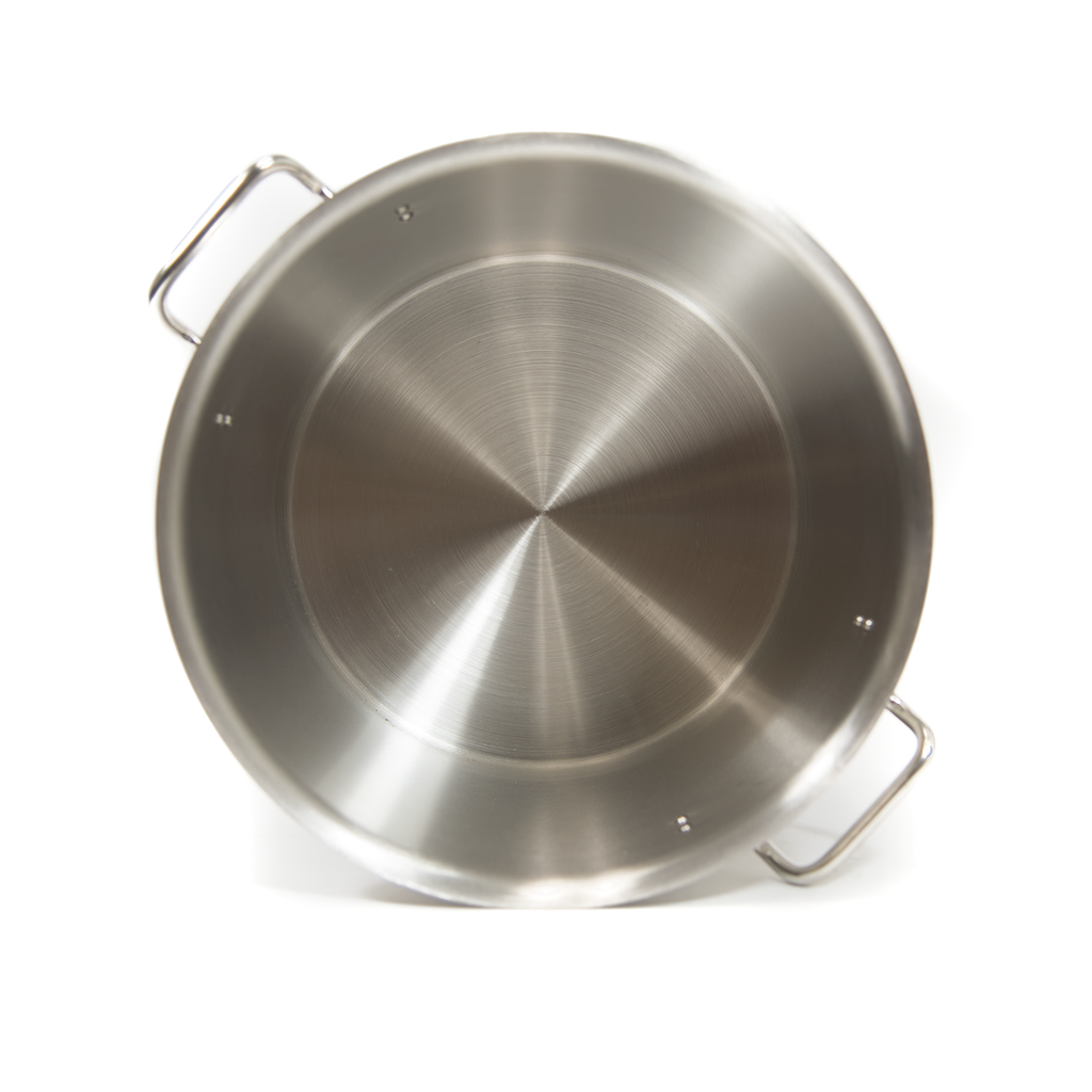Stainless Steel Stock Pot (24 QT, 32 QT, 40 QT)