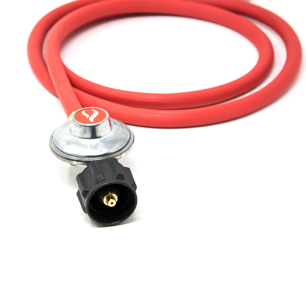 1 PSI Low Pressure Regulator w/Hose (#2102)