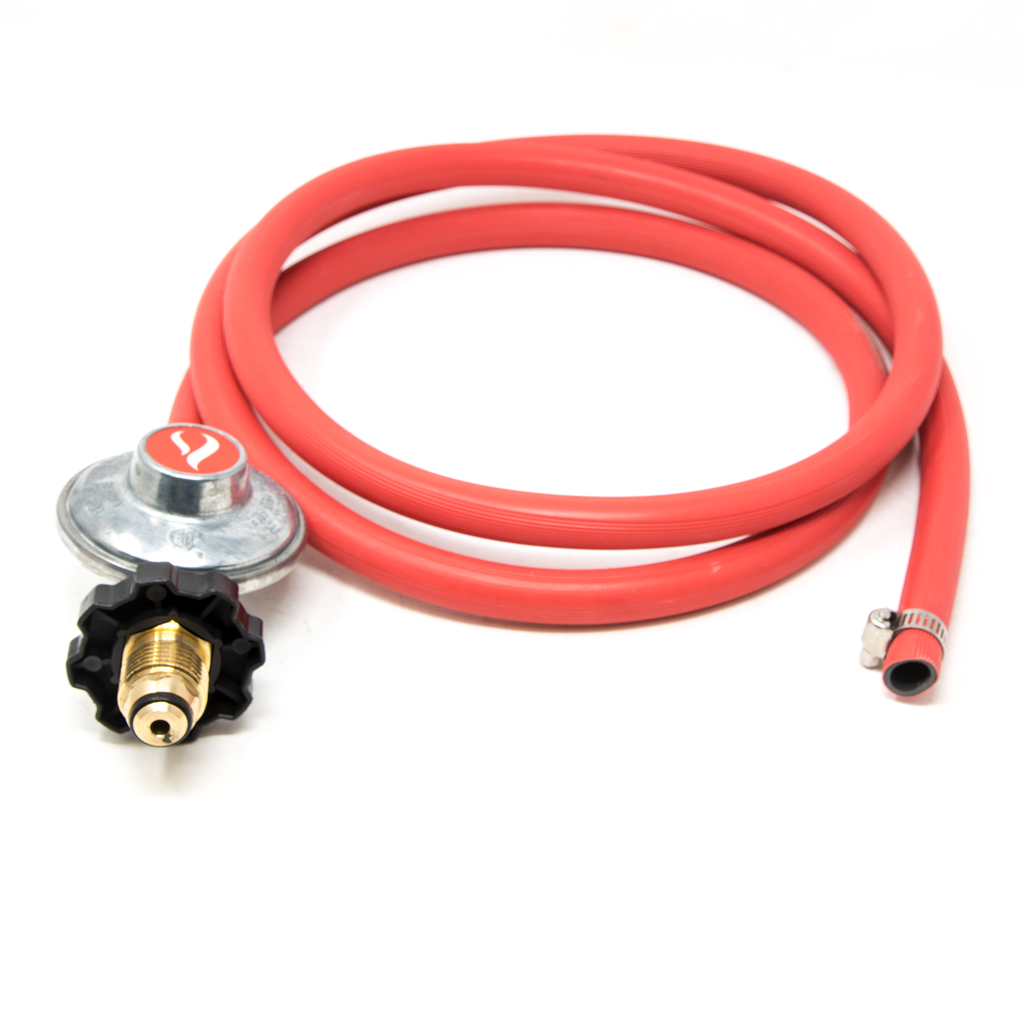 1 PSI Low Pressure Regulator w/Hose (#2103)