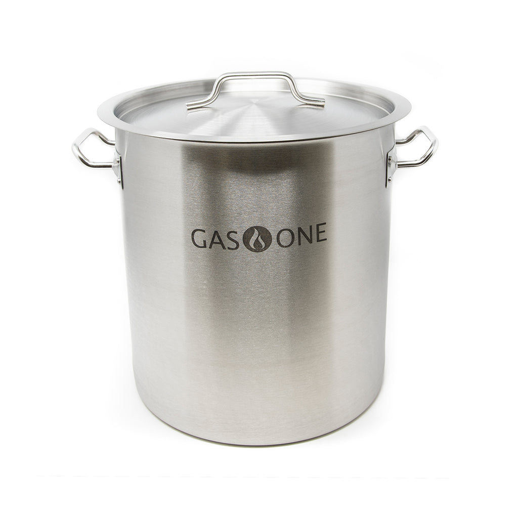 Stainless Steel Brewing Pot 32 QT/8 Gal (#SP-32)