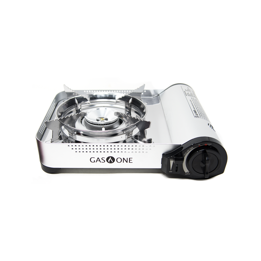 12,000 BTU Portable Butane Camp Stove