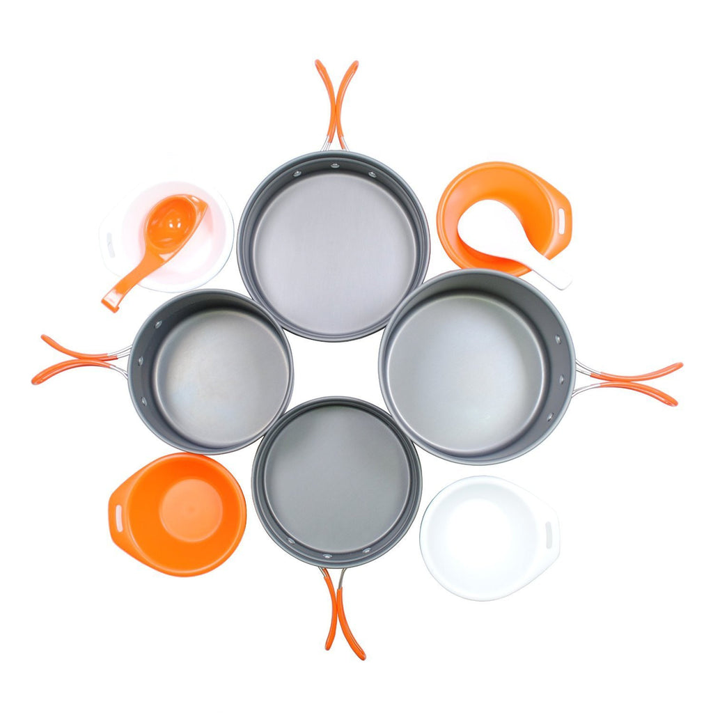 Anodized Aluminum Cookset (#GS-11P)