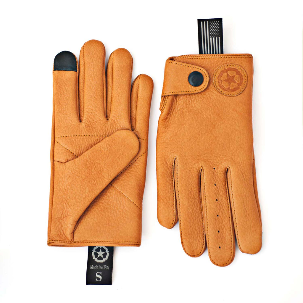 William Leather Gloves, Cork