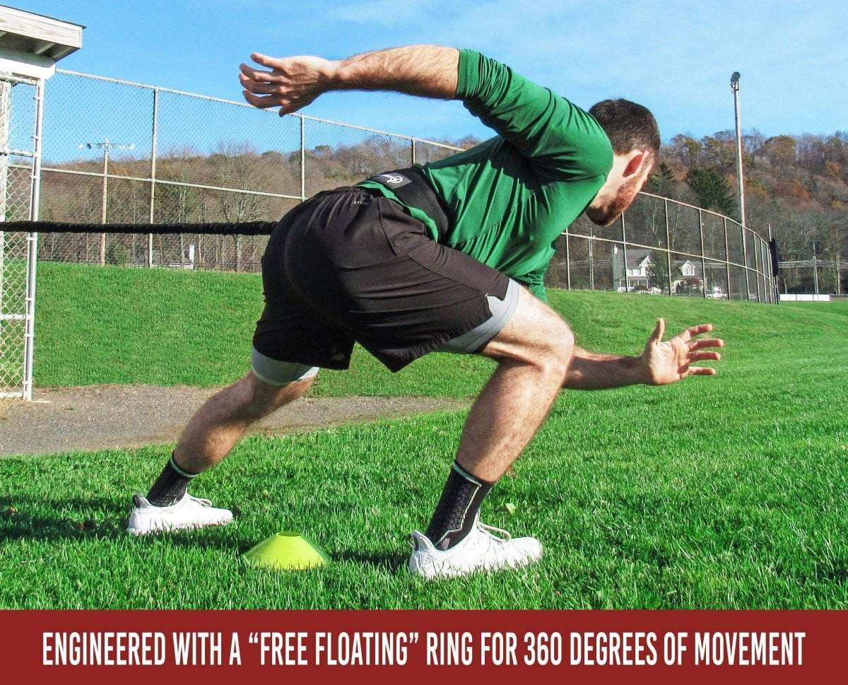 360° Dynamic Speed Resistance and Assistance Trainer - Intent Sports
