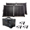 Deposit For Silver Kit—Inergy Flex DC Power Station with 2 Ascent 100 Folding Panels