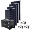 Deposit For Gold Kit—Inergy Flex 1500 Power Station with 4 Storm Panels