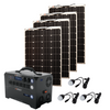 Deposit For Gold Kit—Inergy Flex 1500 Power Station with 4 Linx Panels