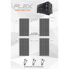 Gold Kit—Inergy Flex 1500 Power Station with 4 Storm Panels (20% PRE-SALE DEPOSIT)