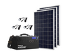 Inergy Solar Powered Generator Kit - Silver