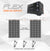 Deposit For Silver Kit—Inergy Flex 1500 Power Station with 2 Linx Solar Panels