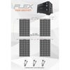 Gold Kit—Inergy Flex 1500 Power Station with 4 Linx Panels (20% PRE-SALE DEPOSIT)