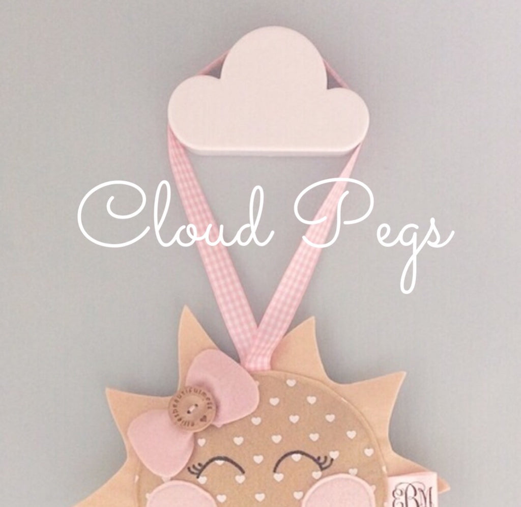 Cloud Pegs