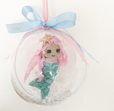 Pearl the Mermaid Bubble