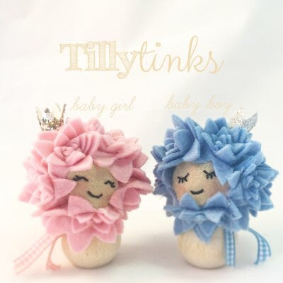 TillyTinks Boy & Girl