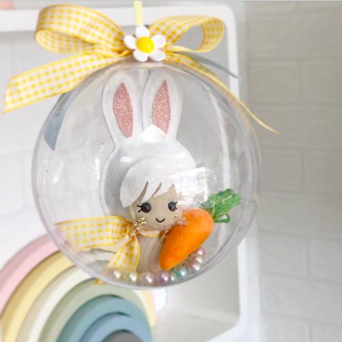 Easter Bunny Bubble