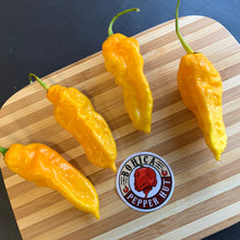 Bhut Jolokia Assam Yellow - Seeds - Bohica Pepper Hut
