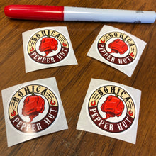 1.5 Inch Sticker - Bohica Pepper Hut - Bohica Pepper Hut