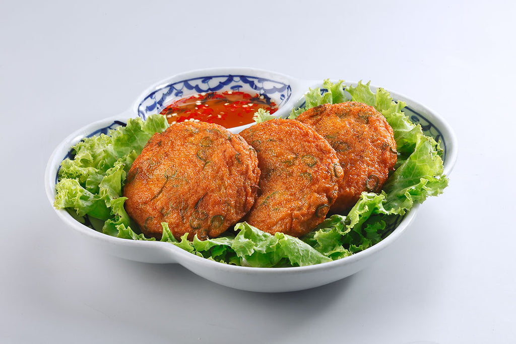Thai Fish Cake (3 pieces)